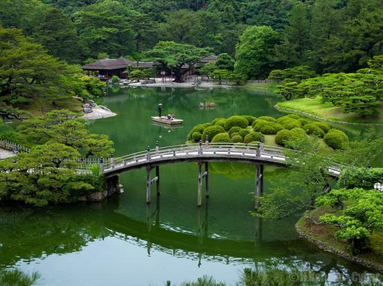 香川縣栗林公園